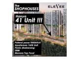 Ruko/Shophouse Elevee Promenade by Alam Sutera