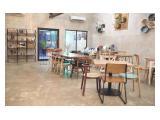 Disewakan / Sewa Ruko Tempat Usaha Untuk Cafe di Wijaya, Blok M, Jakarta Selatan