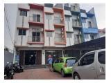 Sewa Tempat Usaha / Ruko 3,5 Lantai Duren Sawit, Jakarta Timur
