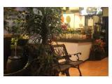Dijual Cafe + Properti yang sudah berjalan 6 tahun dan menguntungkan
