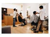 Take Over Finehead Barbershop di Daan Mogot Baru Jakarta Barat Seberang Sekolah Dian Harapan