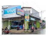 Bangunan ber shm khusus toko handphone, terletak d hook, pinggir jalan utama
