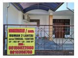 Disewakan Rumah Kantor 2 lantai Pondok Maspion Sidoarjo