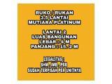 Jual Ruko Terbaik di Jatibening - Mutiara Platnium Ratna Bekasi