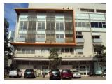 Disewakan Ruko 4 Lantai di Jakarta Pusat - Thamrin Residence - Cocok untuk Office, Bank, Salon, Klinik, dll