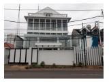 Jual Gedung & Tanah di Kebun Jeruk Jakarta Barat - 4 Lantai