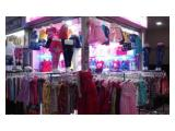 Jual Kios Murah (Sudah Renovasi) di Mall SGC Bekasi