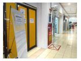 Sewa / Over Kontrak Kios Mall Mangga Dua - Posisi Depan Jalur Utama Sangat Strategis & Ramai