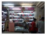 Dijual Kios di Pusat Grosir Tanah Abang Blok A, Jakarta