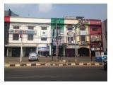 Dijual Cepat Ruko Cibubur (Sebelah Plaza Cibubur)