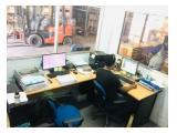 Kantor penerimaan inventaris di lantai 1
