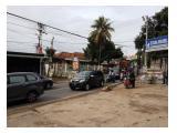 Disewakan Kios Pinggir Jalan Raya Sawangan Depok