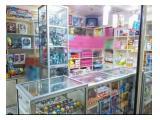 Dijual Kios di Pasar Baru Metro Atom Plaza Toko Murah.